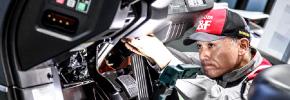 車両の点検・検査